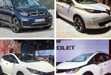 Escolha seu futuro carro elétrico | Divulgação