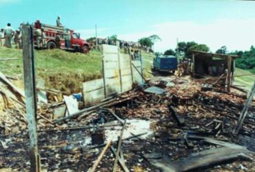 Familiares de vítimas de explosão em fábrica pedem agilidade da Justiça   Abmael Silva l Ag. A TARDE