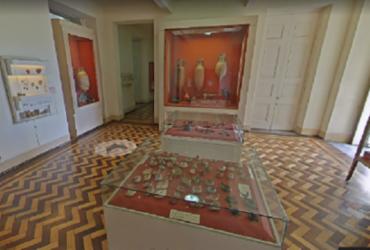 Plataforma oferece experiência virtual em passeio no Museu Nacional | Reprodução