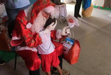 Comitê de Cidadania da Ford de Camaçari promove o Natal de 820 crianças