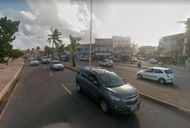 Colisão entre carro e moto deixa uma pessoa ferida na Boca do Rio | Reprodução | Google Maps