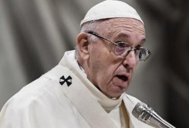 Papa envia telegrama a Campinas e pede que todos exerçam o perdão | Filippo Monteforte | AFP