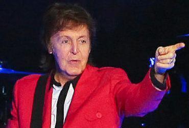 Haverá pré-venda exclusiva para fãs cadastrados no site internacional de Paul McCartney - Andre Borges | Divulgação