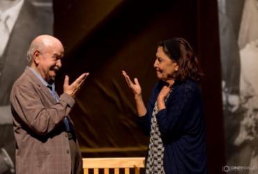Espetáculo 'Em Família' faz temporada na Sala do Coro do TCA | Diney Araujo