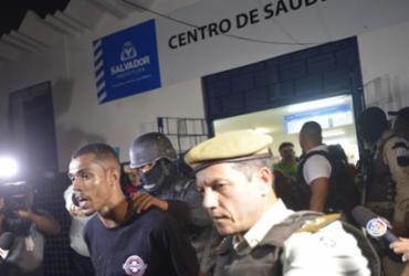 Homens invadem centro de saúde e fazem reféns por mais de 3h |