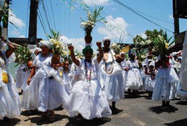 Tradicional festa de Portão reúne grupos de samba e manifestações populares
