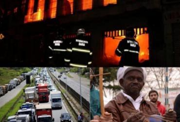 Retrospectiva: As notícias mais importantes de Salvador em 2018   Divulgação