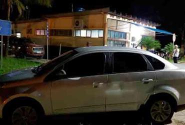 Carro de motorista de aplicativo roubado em Salvador é recuperado | Reprodução | Verdinho Notícias