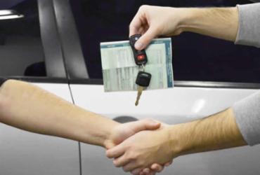 Cuidados na transferência do carro | Divulgação