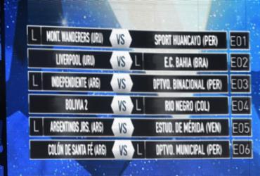 Bahia enfrentará Liverpool do Uruguai na Sul-Americana 2019