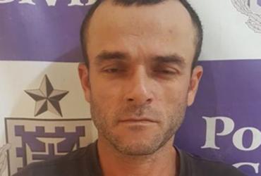 Homem que era procurado em quatro estados é detido em Juazeiro | Divulgação | SSP