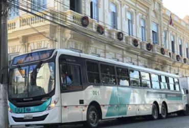 Feira de Santana testa ônibus com nova tecnologia sueca