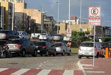 Nova sinalização começa a ser instalada na Zona Azul de Salvador | Divulgação