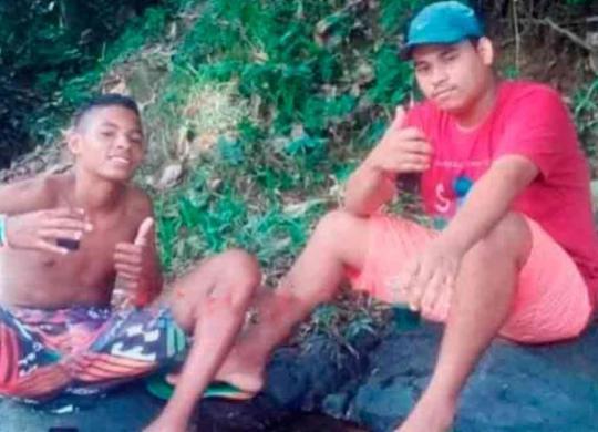 Irmãos são mortos e dois homens feridos durante tiroteio em Arataca | Reprodução | Vermelhinho Notícias