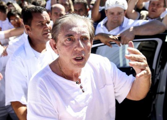 Ministério Público de Goiás pede prisão preventiva do médium João de Deus | Marcelo Camargo l Agência Brasil
