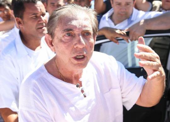 Justiça de Goiás determina prisão preventiva do médium João de Deus | Marcelo Camargo | Agência Brasil