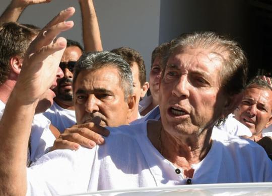 Justiça de Goiás rejeita habeas corpus para soltura de João de Deus | Evaristo Sá l AFP