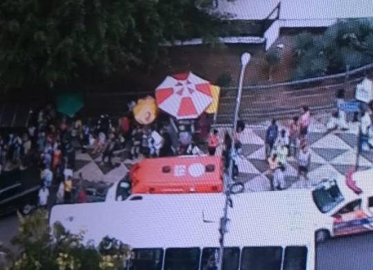 Morre no HGE segunda vítima de atropelamento no Campo Grande | Reprodução