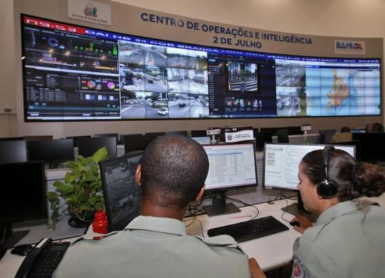 SSP usa reconhecimento facial para identificar criminosos em Salvador | Mateus Pereira | GOVBA