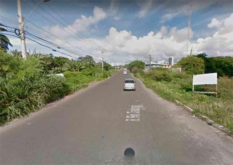 O acidente aconteceu na rua Rio Trobogi, sentido Piatã - Foto: Reprodução | Google Maps