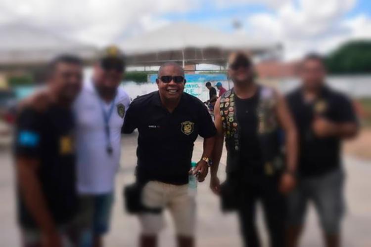 Márcio fazia parte do Motoclube Dragões da Liberdade