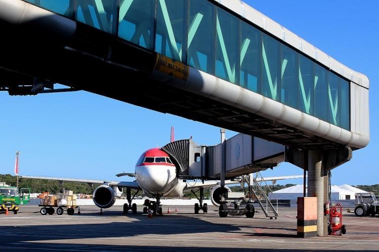 O documento, entregue na última segunda-feira, 17, pela Agência Nacional de Aviação atesta que o aeroporto oferece condições de segurança operacional - Foto: Divulgação | Will Recarrey