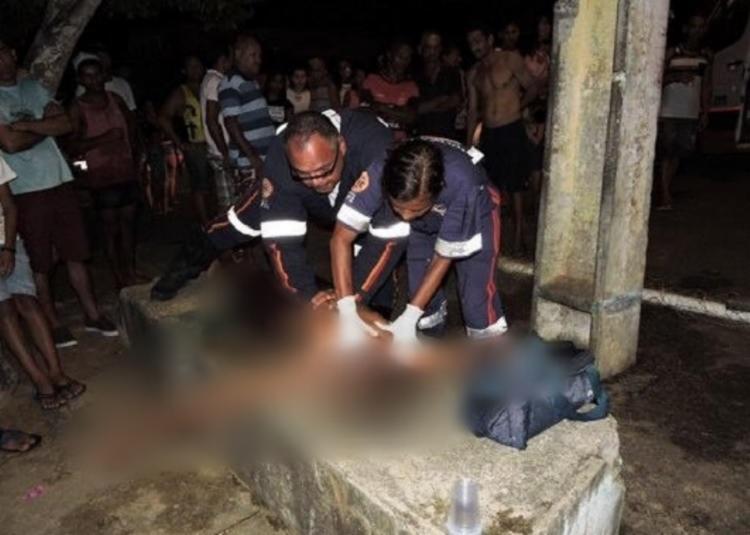 Cleiton Souza Gonsalves chegou a ser atendido por uma equipe da Samu e encaminhado para um hospital público do município mas não resistiu. - Foto: Divulgação   RADAR 64