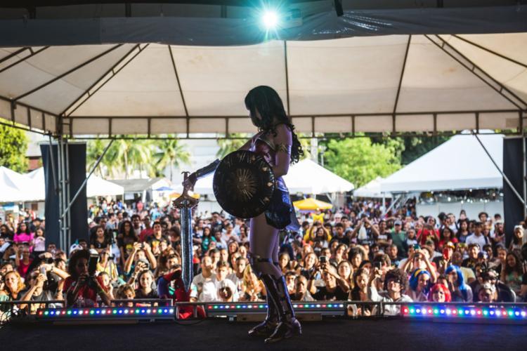 Concurso de cosplay, dança e apresentações musicais são algumas das atrações do evento - Foto: Divulgação l 16.12.2017