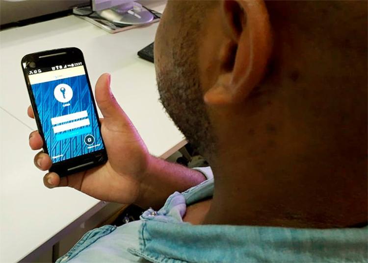 Aplicativo gerencia acesso de visitantes aos condomínios à distância - Foto: Thaís Seixas | Ag. A TARDE