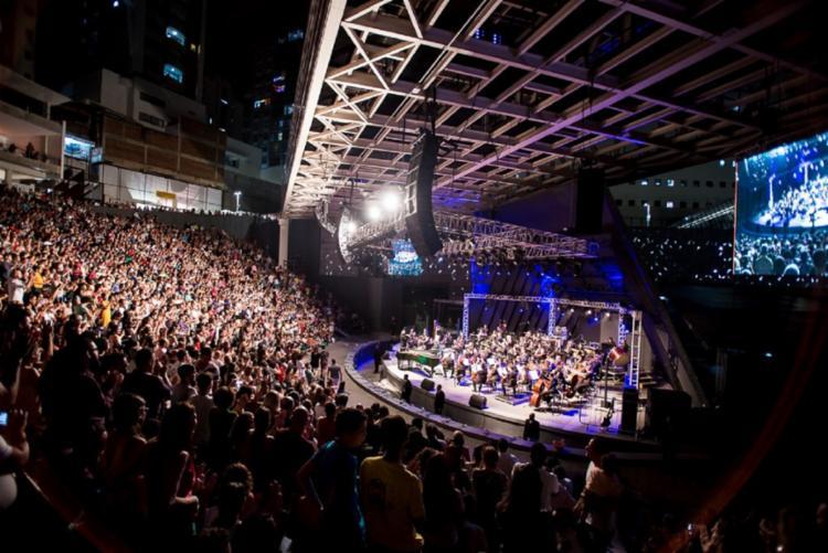 Em Salvador, na próxima sexta-feira, 21, a Osba fará show na Concha Acústica do TCA - Foto: Divulgação