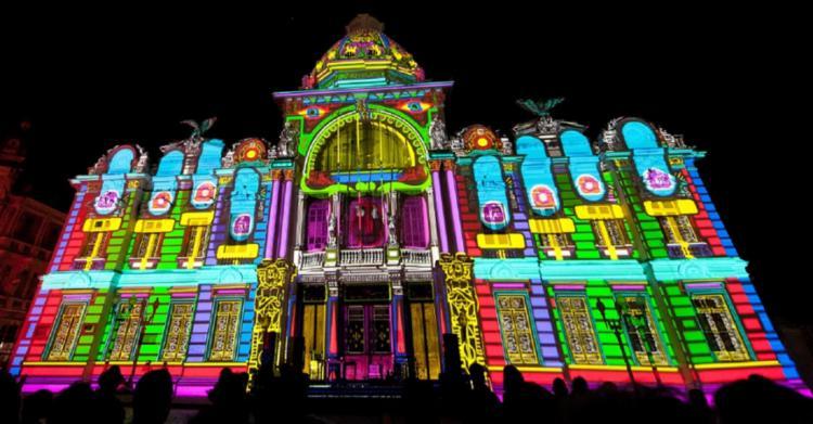 O festival conta com uma programação de artes visuais, tecnologia, memória, música, performance e audiovisual - Foto: Divulgação