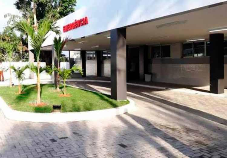 Sérgio foi encaminhado ao Hospital Geral Clériston Andrade, onde está internado - Foto: Reprodução | Acorda Cidade