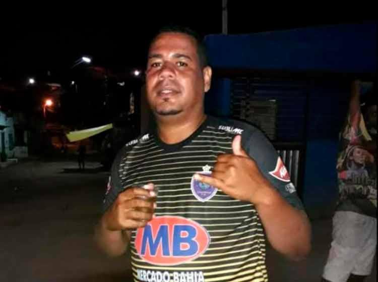 Lucas Rocha foi morto no bairro Pedro Jerônimo em Itabuna - Foto: Reprodução | Site Verdinho Notícias