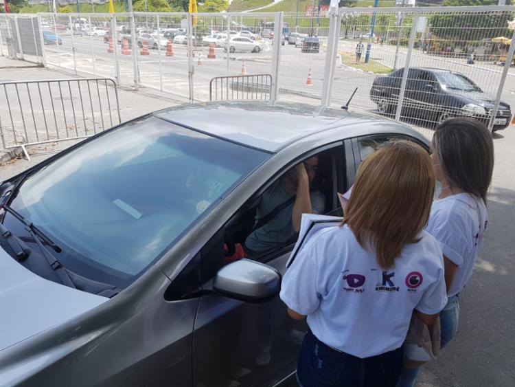 O acesso ao local é gratuito, porém, é cobrado um valor pelo estacionamento - Foto: Jânio de Carvalho
