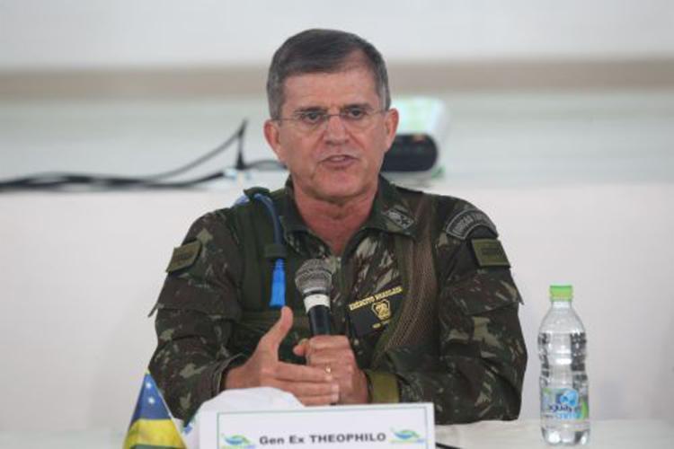 Teophilo concorreu nas eleições deste ano ao cargo de governador do Ceará pelo PSDB - Foto: Antônio Cruz   Agência Brasil
