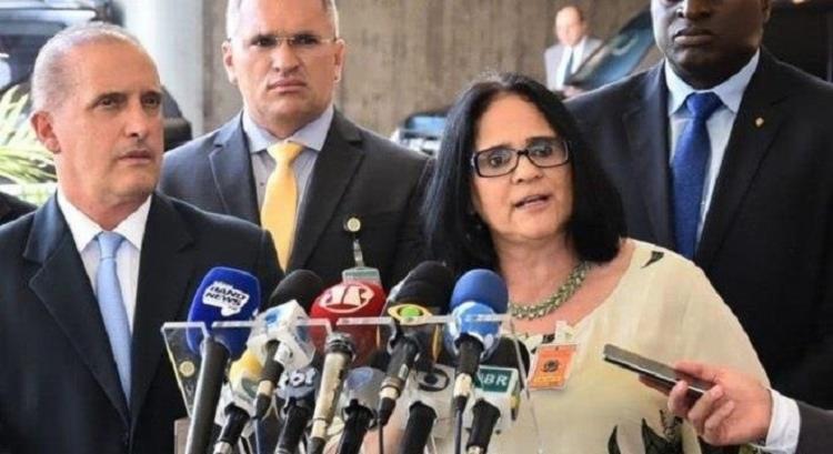 A advogada e assessora foi escolhida para ser chefe do Ministério da Mulher, Família e Direitos Humanos - Foto: Divulgação