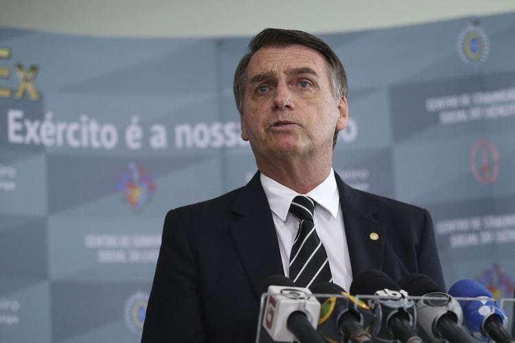 Para o presidente eleito, a prioridade da reforma é a idade mínima - Foto: José Cruz l Agência Brasil