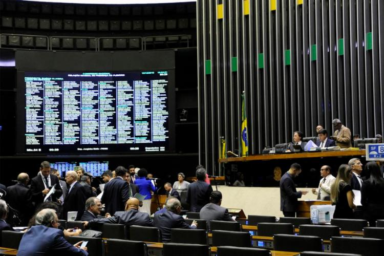No próximo ano, receitas e despesas somarão R$ 3,38 trilhões - Foto: Luis Macedo l Câmara dos Deputados