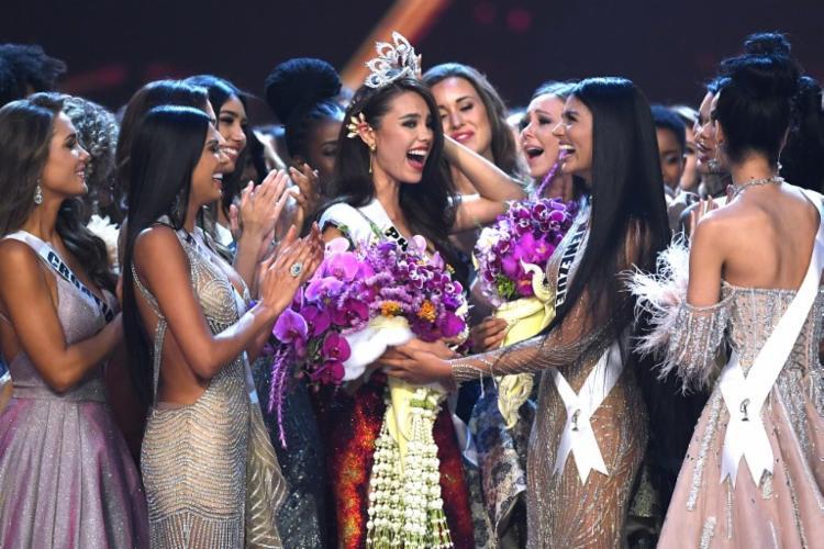 Gray superou mais de 90 candidatas de todo o mundo na 67ª edição do concurso - Foto: Lillian Suwanrumpha | AFP