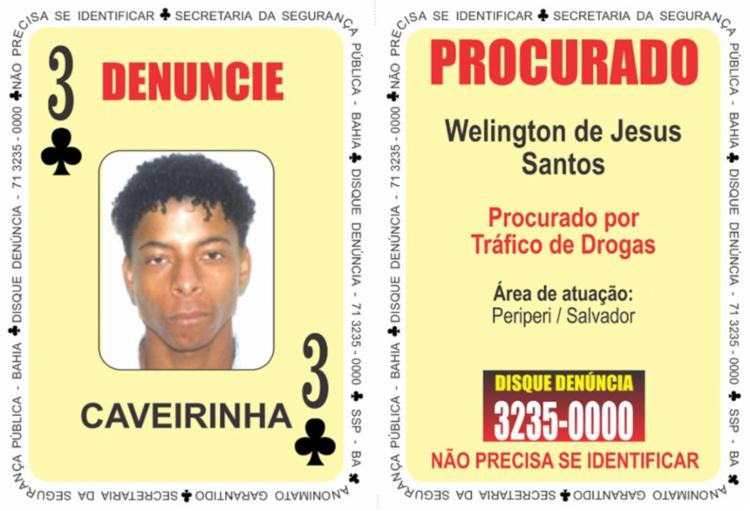 Suspeito foi convencido pelo pai a se apresentar - Foto: Divulgação | SSP/BA