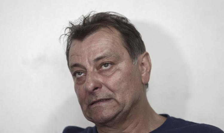 Ativista italiano está foragido desde que o ministro Fux determinou sua prisão e o presidente Temer autorizou sua extradição - Foto: Miguel Schincariol l AFP