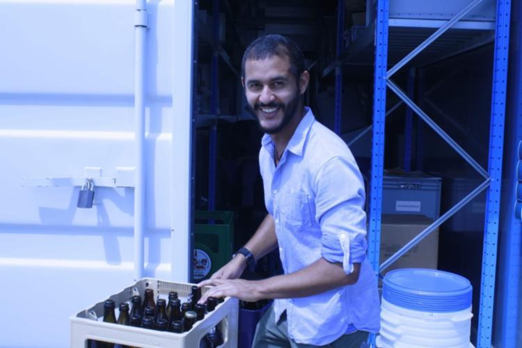 O 'The Bunker Convida' terá a participação do cervejeiro baiano Júlio Rangel - Foto: Divulgação
