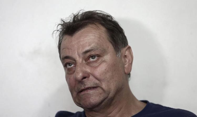 Battisti foi preso na Bolívia neste sábado - Foto: Miguel Schincariol l AFP