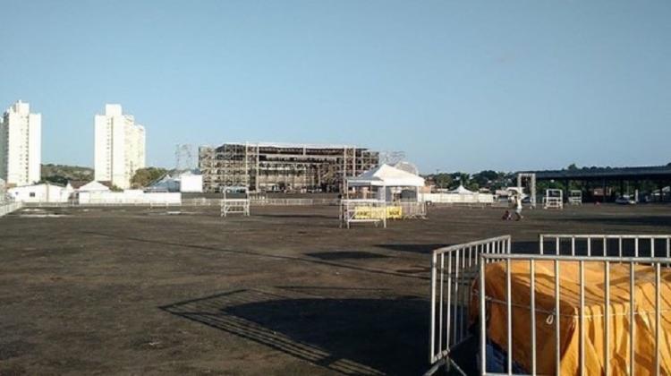 A 11ª edição do evento 'Clama Bahia' aconteceu neste último sábado, 8 , no Parque de Exposições em Salvador. - Foto: Reprodução