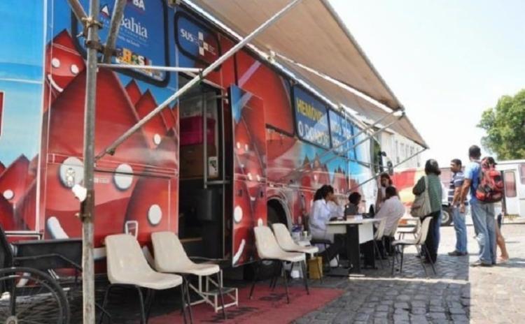 Atendimento será realizado na entrada principal do estabelecimento, das 8h às 17h - Foto: Divulgação