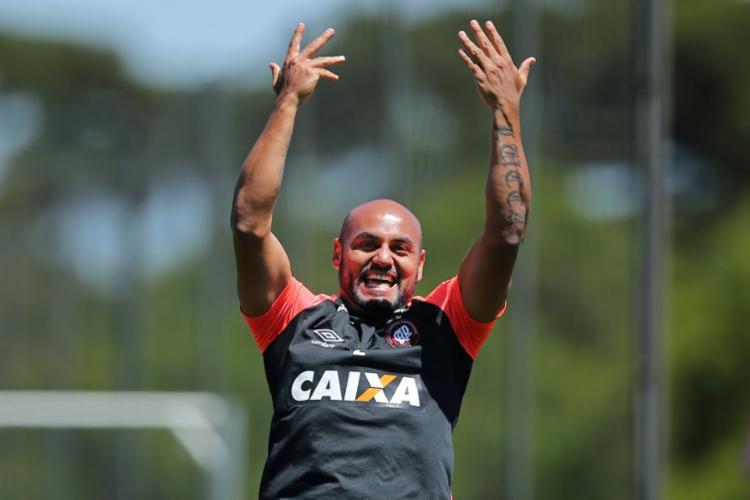 O título poderá ser o marco para o Atlético se tornar, definitivamente, um dos grandes do futebol brasileiro - Foto: Heuler Andrey | AFP