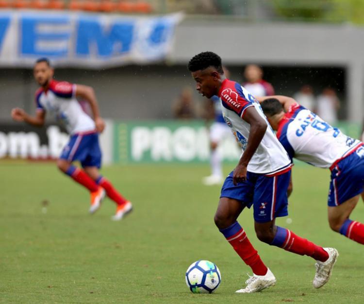 O Bahia não pode abrir mão de ter um time capaz de enfrentar e vencer qualquer um dos clubes da Série A - Foto: Felipe Oliveira   EC Bahia
