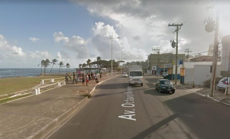 A polêmica se deu pelo fato de não ter havido divulgação prévia sobre a mudança - Foto: Google Street View