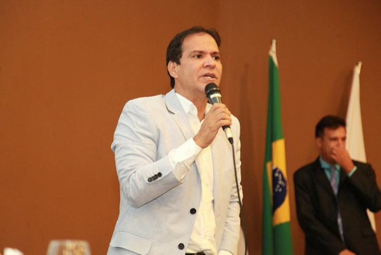 Prefeito de Bom Jesus da Lapa, no oeste baiano, Ribeiro é quem liderará por mais dois anos a entidade - Foto: UPB   Divulgação