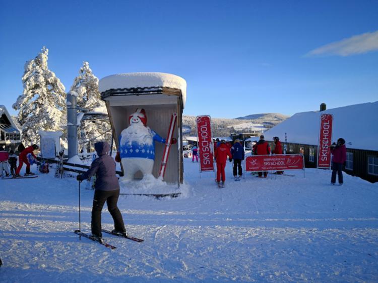 Ski School em Trysil, Noruega - Foto: Divulgação